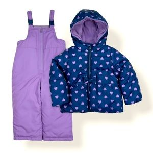 Carter's Just One You toddler snowsuit